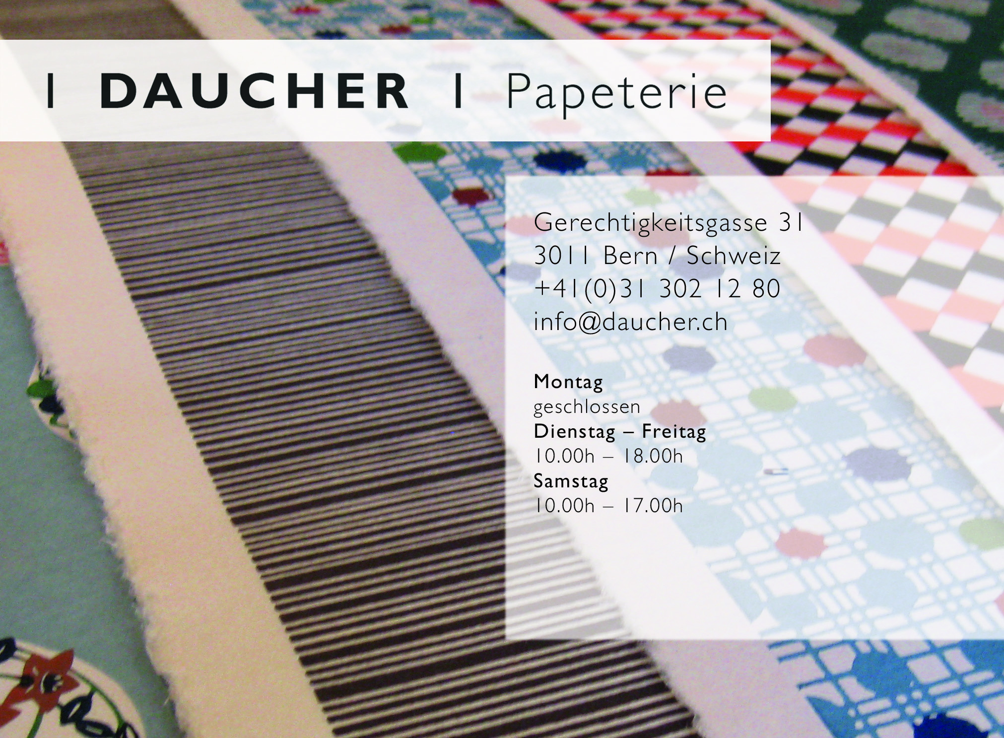 Daucher Papeterie Placeholder Image